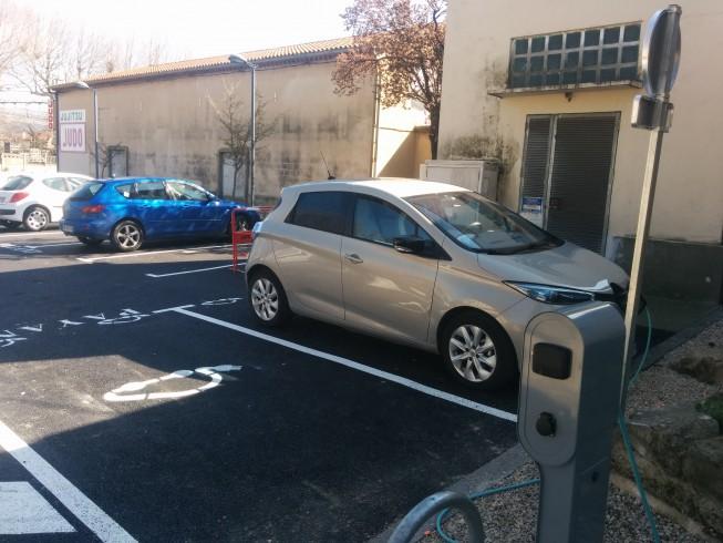 Borne 22 kW Cavaillon